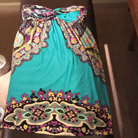 daytrip Other - Strapless swim cover up size medium from Buckle